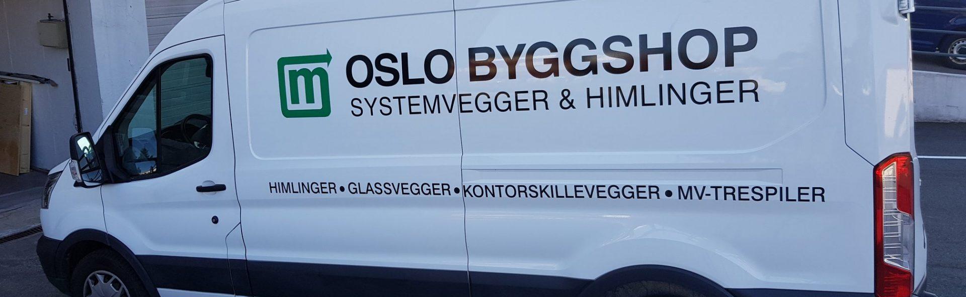 Oslo Byggshop bil