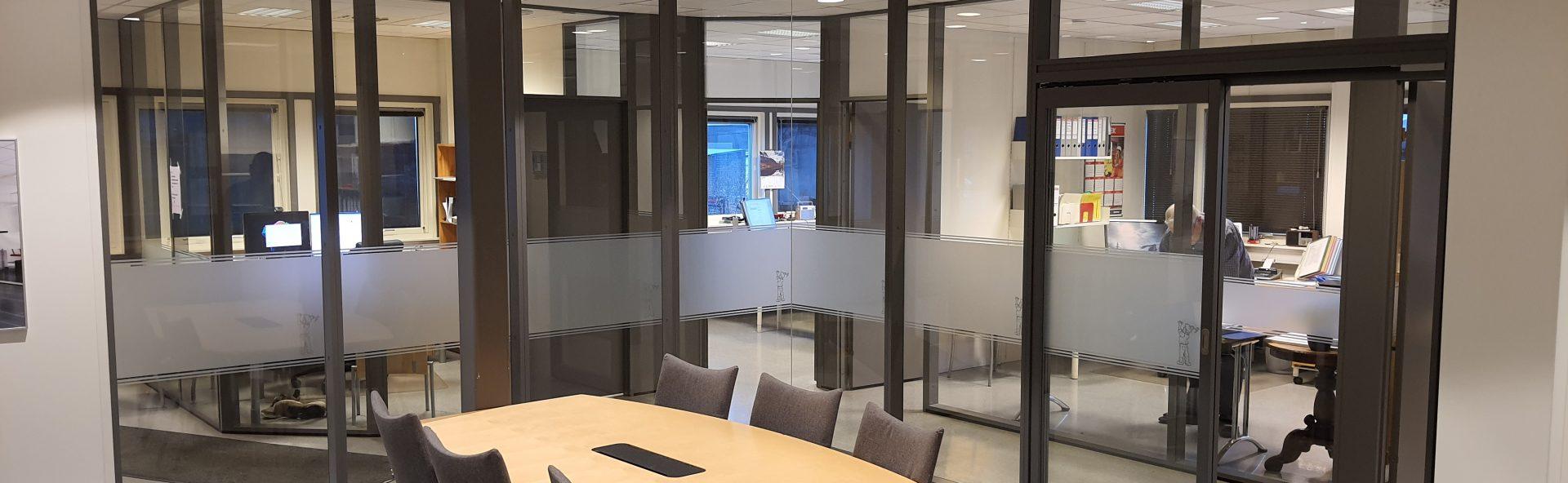 Bilde kontorer Troms Byggmontering
